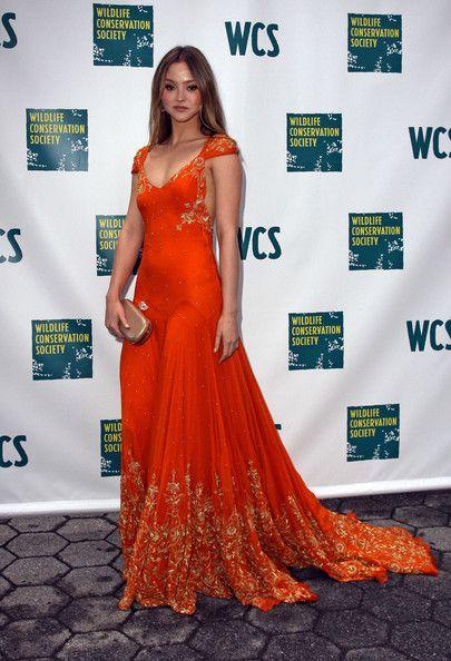 Devon Aoki Evening Dress - Devon Aoki Looks - StyleBistro
