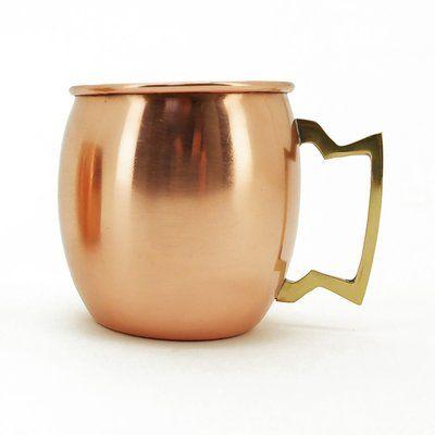 Charlton Home Averill Moscow Mule Mug