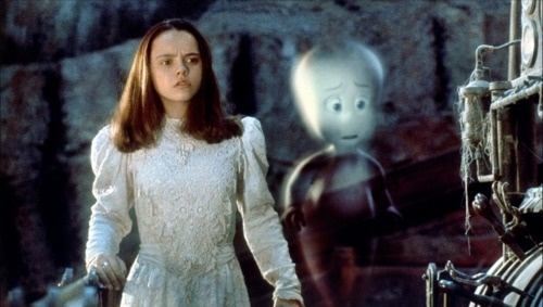 can I keep you? i thought the guy who played casper was the cutest! *Devon Sawa was Beautiful in that movie!