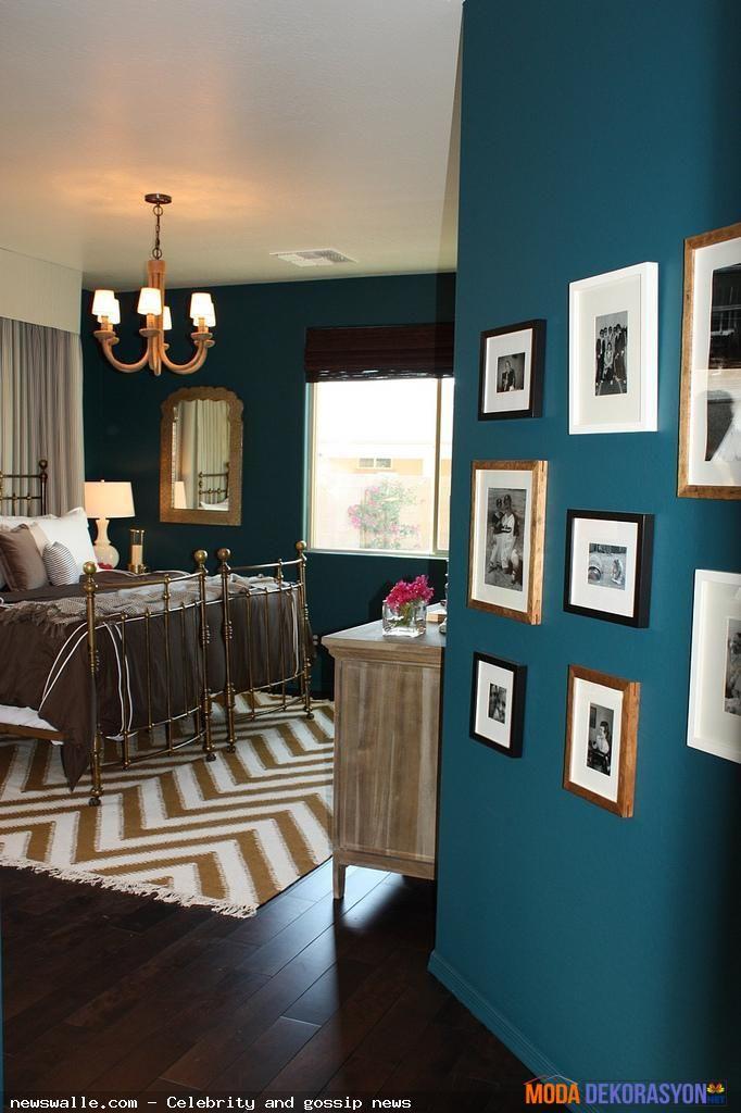 Die besten 25+ Chevron schlafzimmer dekor Ideen auf Pinterest - wandgestaltung ideen schlafzimmer
