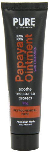 Phytocare Pure Papaya Ointment Tube 25g - http://vitamins-minerals-supplements.co.uk/product/phytocare-pure-papaya-ointment-tube-25g/
