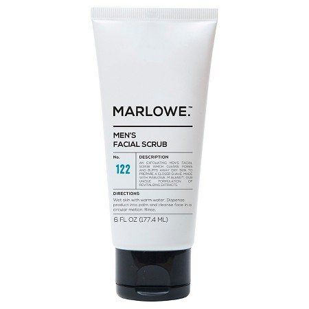 Marlowe No122 Mens Facial Scrub with Scented  6 oz >>> Find out more about the great product at the image link.
