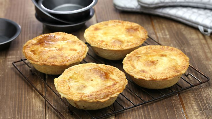 El pastel de carne: el plato australiano por excelencia