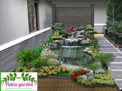 Tukang Taman Jakarta   Putra Garden:Jasa Pembuatan Kolam di Jakarta