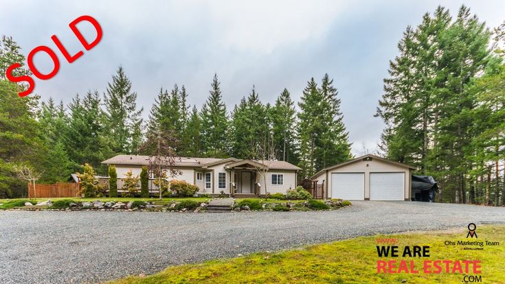 We SOLD 2701 Palmer Road! Thinking of selling your Vancouver Island Home? Call 250-752-SOLD (7653) or visit http://www.ohsmarketing.ca/free-home-evaluation/ to get started now!