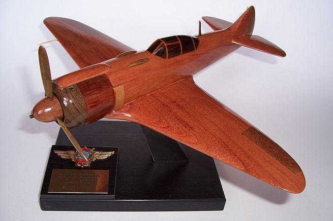 Aircraft model Lavochkin La-5