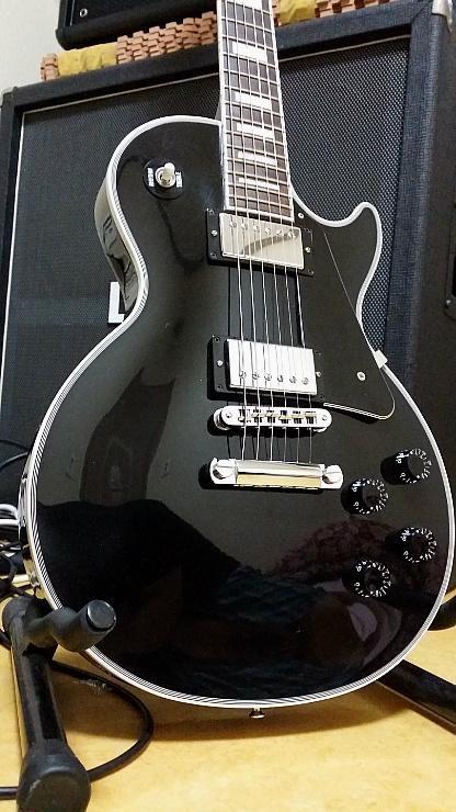 Gibson Les Paul Classic Custom | 23jt