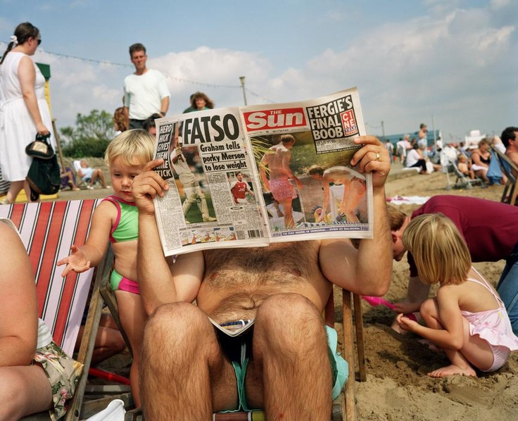 Martin Parr / Magnum Photos  Interested in Art? Check out the artist Leo…