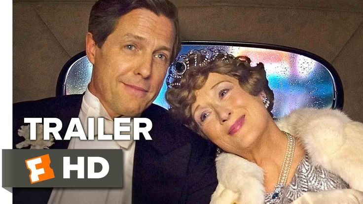 nice Florence Foster Jenkins Official Trailer #1 (2016) - Meryl Streep, Hugh Grant Movie HD Check more at http://www.matchdayfootball.com/florence-foster-jenkins-official-trailer-1-2016-meryl-streep-hugh-grant-movie-hd/