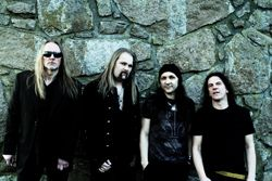 Click to Enlarge - Jorn Lande Band Photo