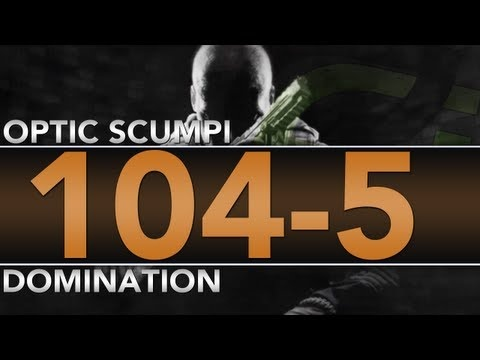 Scumpii: 104-5 Domination - HOW TO rush like Scumpii!