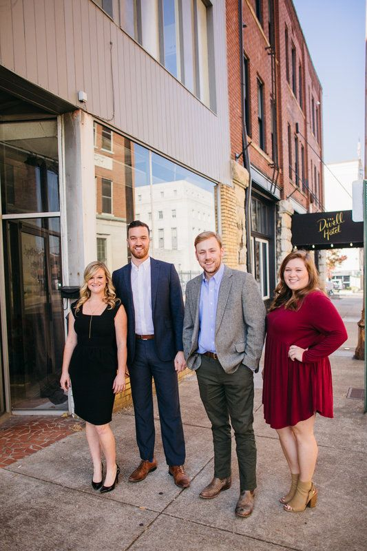 Chattanooga Property Shop, Keller Williams Realty Buyer Specialists: Carmen Patty, Zach Onusic, Clay Caldwell and Alexis Scott 423-664-1900 Photo By Our Ampersand Photography