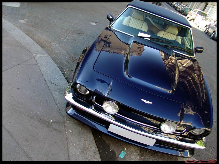 Aston Martin V8 Vantage Volante (1988)