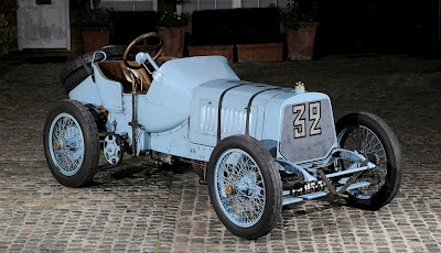 1908 Grand Prix Panhard-Levassor. 12.5l, 4 speed