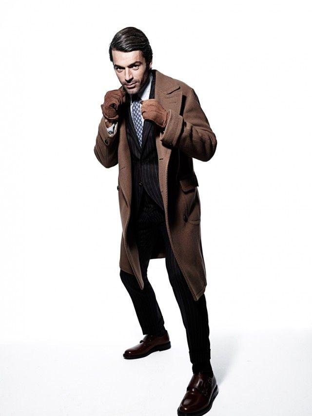 Luca Argentero, il seduttore - Style - Il Magazine Moda Uomo del Corriere della Sera