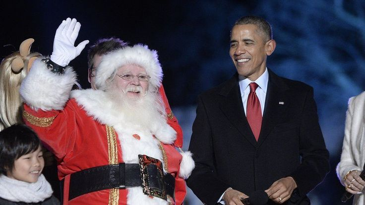 Barack Obama reveals his favourite Christmas songs  - BBC Newsbeat