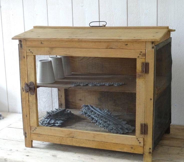 135 best images about garde manger on pinterest vintage for Garde meuble nice