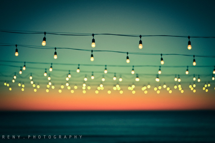 lights to dusk / reny photography