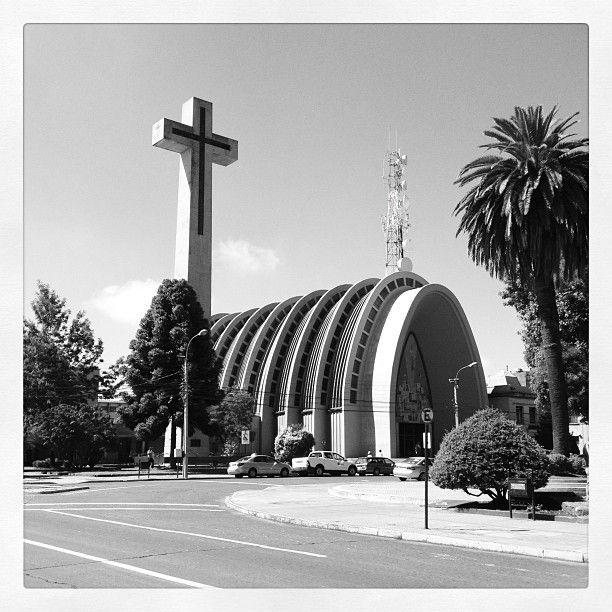 Catedral de Chillan, VIII Región del Bio-Bio, Chile