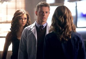 EXCLUSIVE: The Vampire Diaries Bite: Meet the Mysterious Dr. Maxfield #TVD