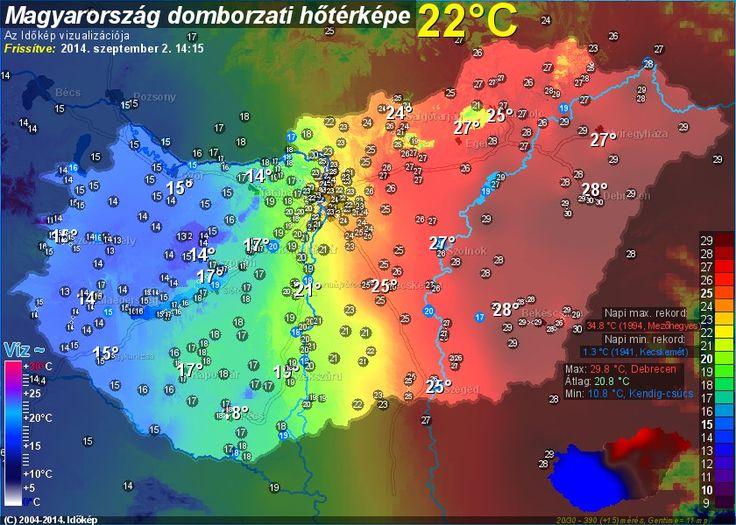 Weather - Hungary