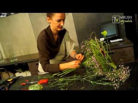 Sekunda dla Kwiatów - skryty bukiet z gerberą S01 E02 - YouTube