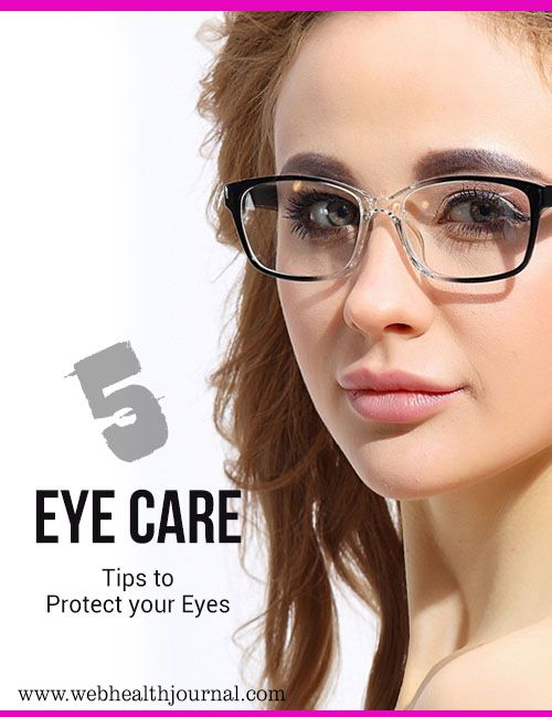 Top 5 Eye Care Tips to Protect your Eyes