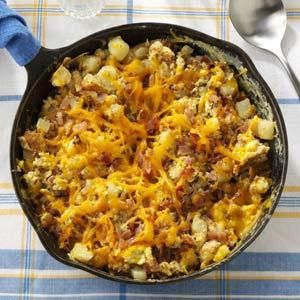 BREAKFAST: Farmers Breakfast Recipe  A must have for our next day off together