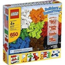 Lego 6177 Basic Bricks Deluxe Large Building Block Set