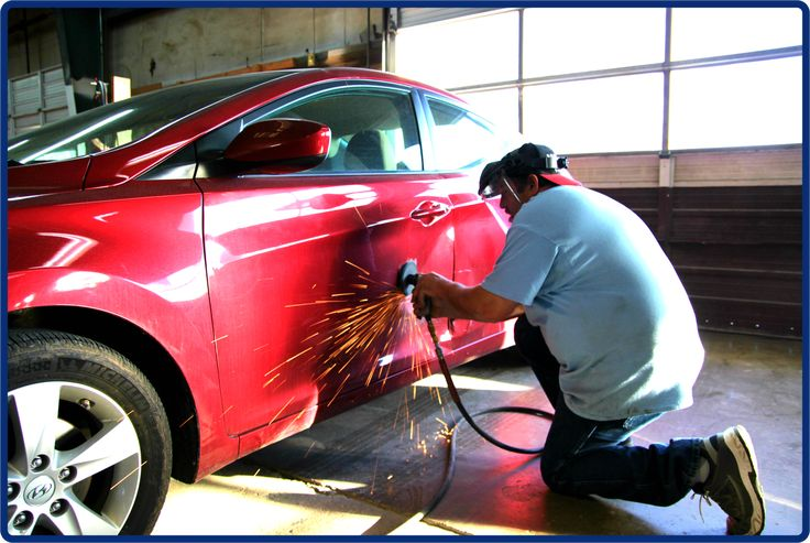 Affordable & Honest Auto Body Shop. We Repair All Makes