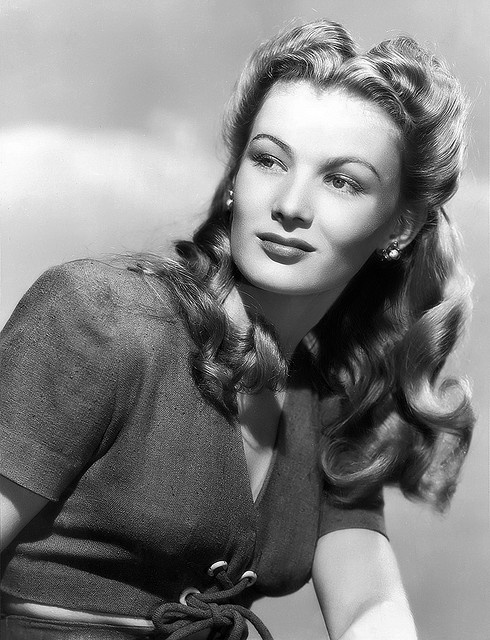 """Veronica Lake: """"So do you think you could handle me?"""""""