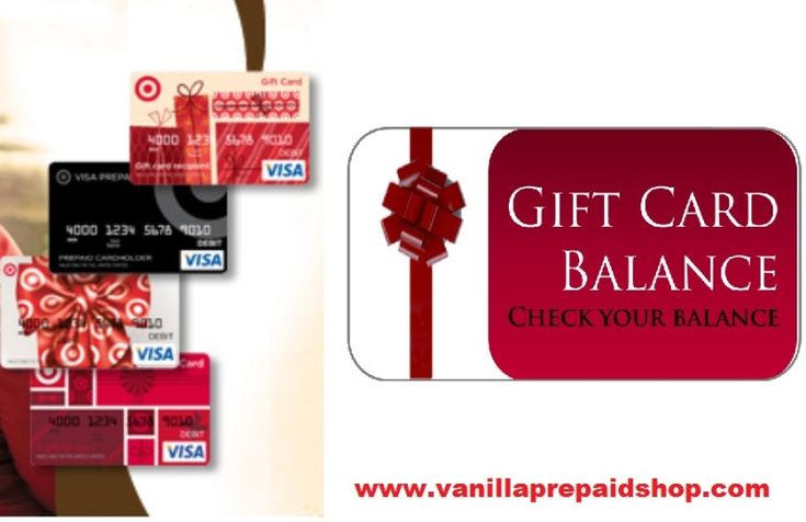 How to check your visa gift card balance visa gift card