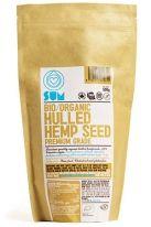 Konopné semienka PREMIUM QUALITY Konopné semienka kvality 1. triedy, pôvodom z Kanady, sú excelentným zdrojom proteínov so všetkými 8 esenciálnymi aminokyselinami, vitamínov B1 až 9 a minerálov. Omega-3 a Omega-6 v ideálne vyváženom pomere. Bez cholesterolu a lepku!