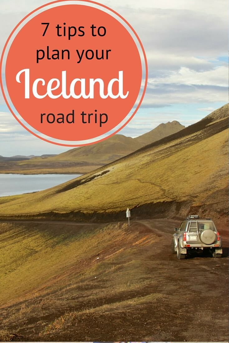 Planning an Iceland road trip? Here are my top 7 tips including how to choose your destinations, which car to hire, where to stay, and much more!
