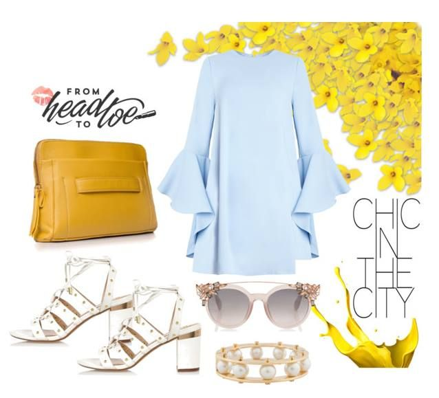 CHIC IN THE CITY!!! #RENA #inspiration for #InesBag