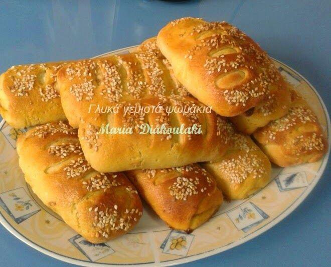 Συνταγές για μικρά και για.....μεγάλα παιδιά: Πως να φτιάξουμε αφράτα πεντανόστιμα γεμιστά ψωμάκια!