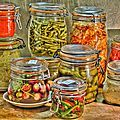 Des légumes en bocaux faits maison, qui se conservent un an et plus, sans stérilisation, sans congélation, c'est possible ? - Ni cru ni cuit...