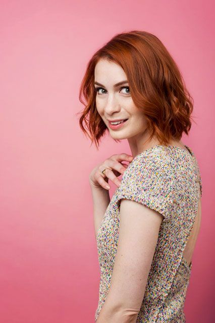 EXCLUSIVE: Felicia Day talks about her new book (Everyone who has ever watched…