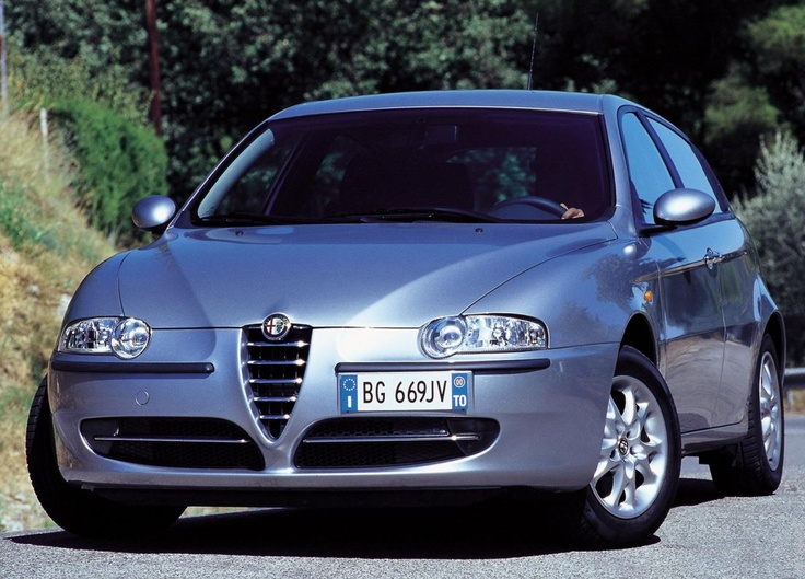 2000 Alfa Romeo 147