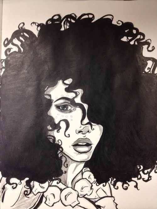 afro art ideas