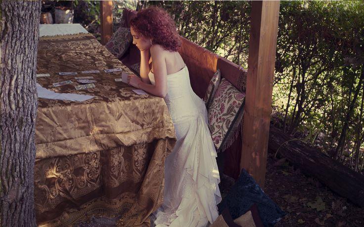 Abiti da sposa su misura Milano di Matthan Gori. / Tailored Wedding Dresses by Matthan Gorii