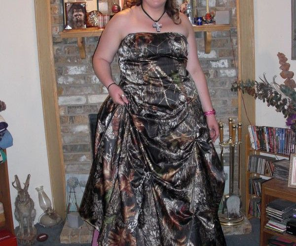 Best 25+ Camo Prom Dresses Ideas On Pinterest