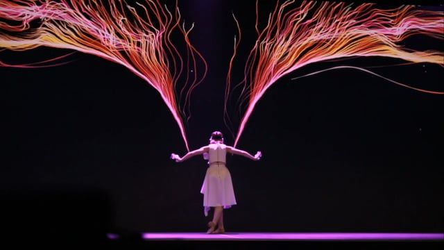 The opening of the Huawei Ultra Broadband Conference in Frankfurt combines live performance and  motion graphics on a high resolution 40 metre LED screen. Created in partnership with Heckler and Ogilvy Singapore.
