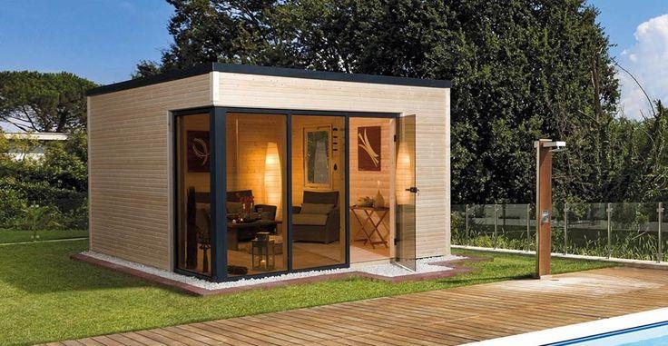 Gartenhaus ganz einfach selber bauen Design gartenhaus