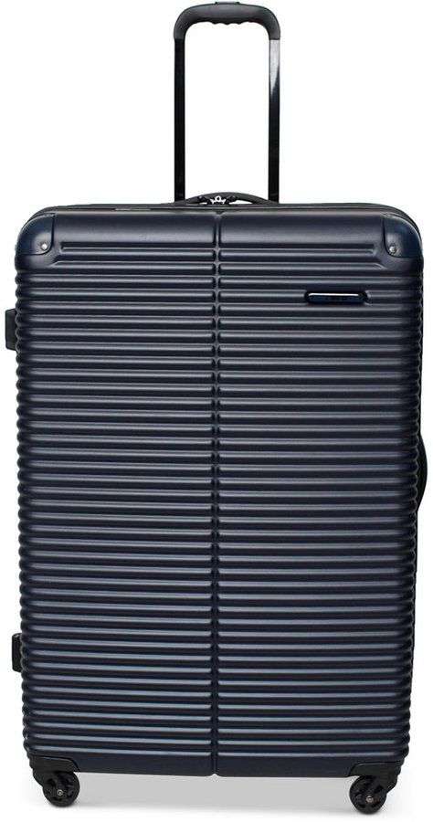 "Revo Closeout! Mini Pipeline 29"" Hardside Expandable Spinner Suitcase"