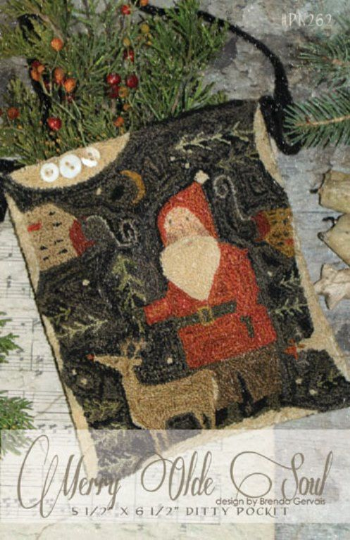 "WITH THY NEEDLE & Thread ""Merry Olde Soul"" 