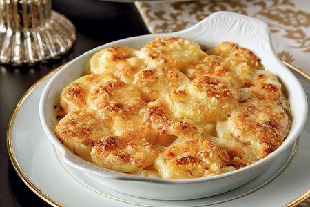 Πατάτες+ογκρατέν