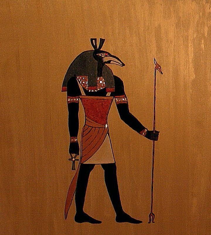 Set Egyptian God