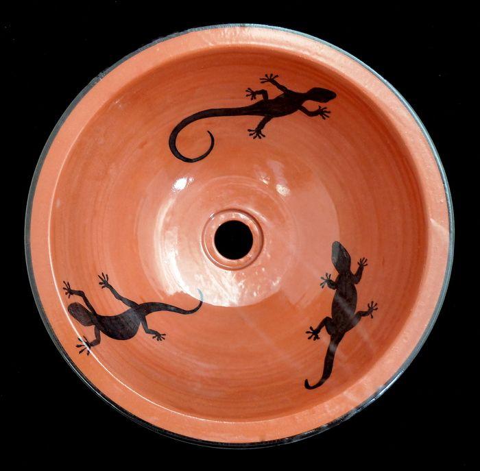 Basins and Prep Bowls Gallery Item r-1920 - Rhoda Henning's Pottery Studio