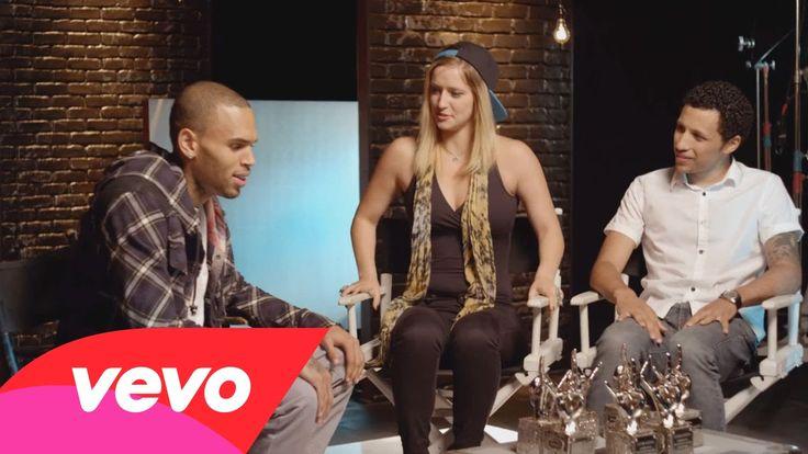 Chris Brown - #VevoCertified, Pt 2: Awards Presentation